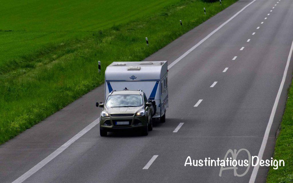 caravan-small-travel-trailer-truck-combo