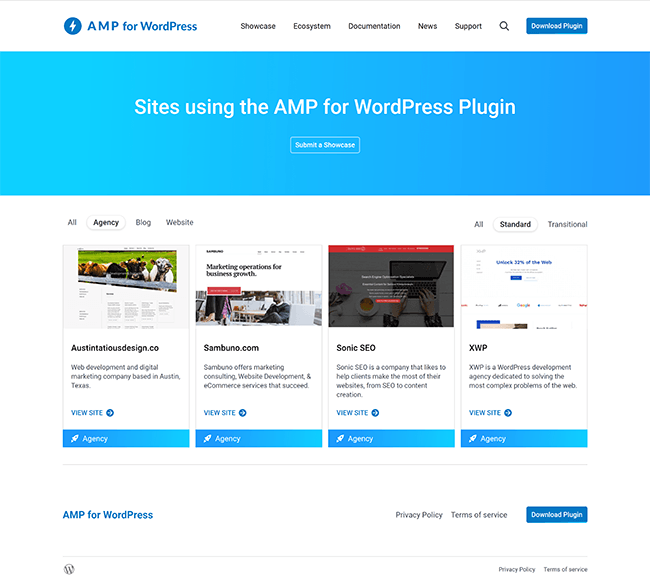 austintatious-design-agency-amp-wp-org-showcases-min for Austintatious Design Co